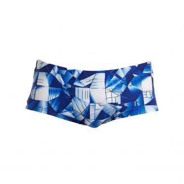 Funky Trunks Fast Glass classic trunk swimming men