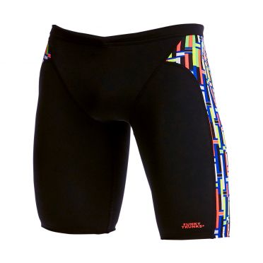 Funky Trunks Prime Time Training jammer swimming men