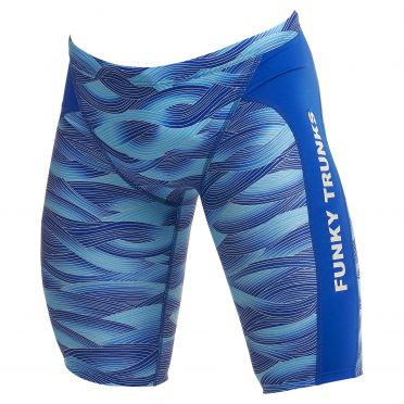 Funky Trunks Cold Current training jammer swimming men