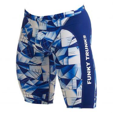 Funky Trunks Fast Glass training jammer swimming men