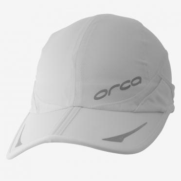 Orca foldable cap white