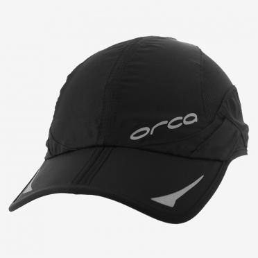 Orca foldable cap black