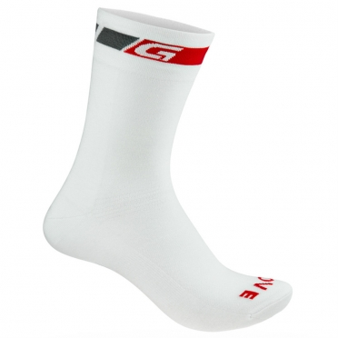 GripGrab cycling socks high white