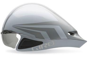 Giro Selector cycling helmet white/silver