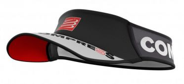 Compressport Ultralight running visor black