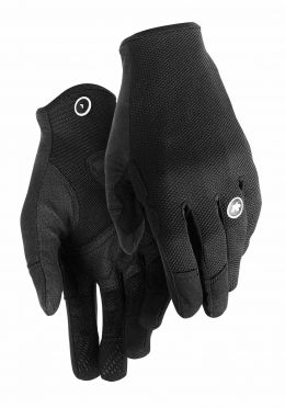 Assos Trail FF gloves black unisex