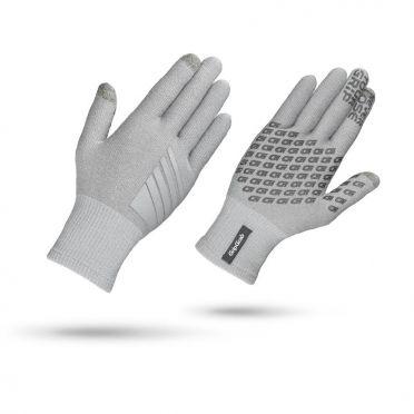 GripGrab Primavera merino glove gray