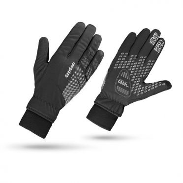 GripGrab Ride winter cycling gloves black