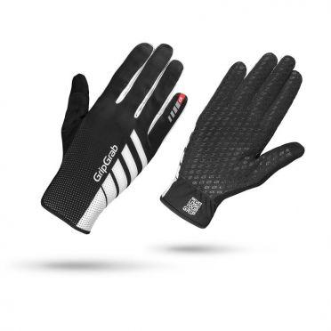 GripGrab Raptor cycling gloves black/white