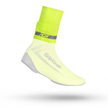 GripGrab CyclinGaiter hi-vis yellow