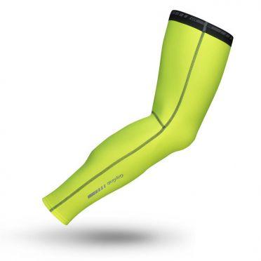 Gripgrab Leg warmers classic hi-vis yellow