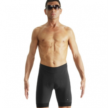 Assos H.milleShorts_s7 cycling shorts black men