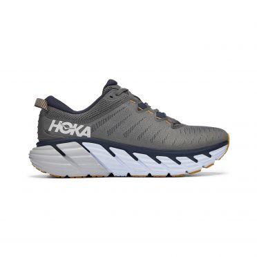 Hoka One One Gaviota 3 running shoes grey men