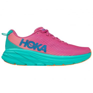 Hoka One One Rincon 3 running shoes pink women