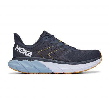 Hoka One One Arahi 5 running shoes dark blue men