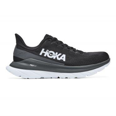 Hoka One One Mach 4 running shoes black men