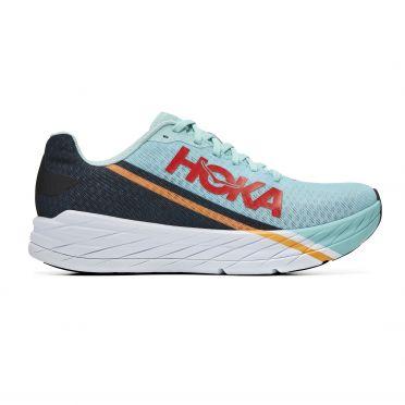Hoka One One Clifton 8 running shoes blue unisex