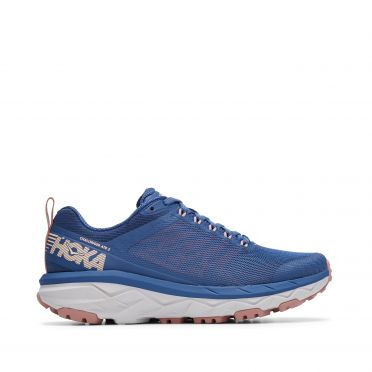 Hoka One One Challenger ATR 5 running shoes blue woman