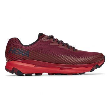 Hoka One One Torrent 2 running shoes red men
