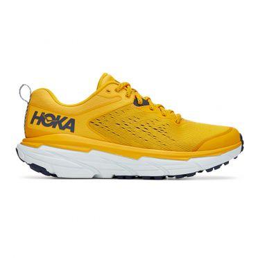 Hoka One One Challenger ATR 6 running shoes yellow men