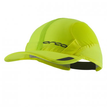 Orca Running cap yellow