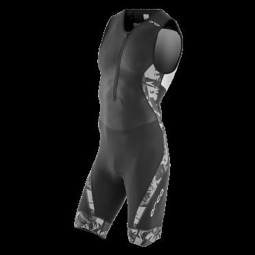 Orca 226 Kompress race trisuit sleeveless black men