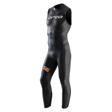 Orca S6 sleeve less wetsuit men