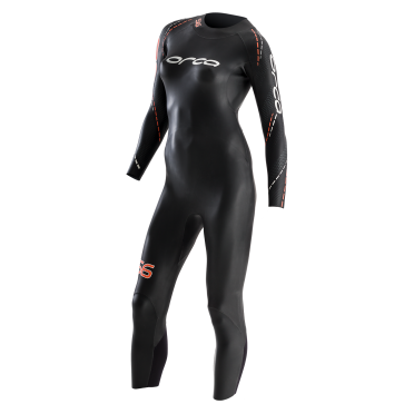 Orca S6 full sleeve wetsuit women