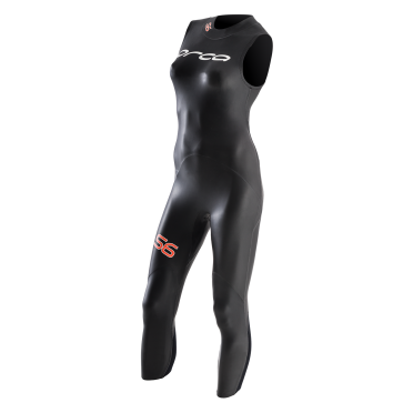 Orca S6 sleeve less wetsuit women