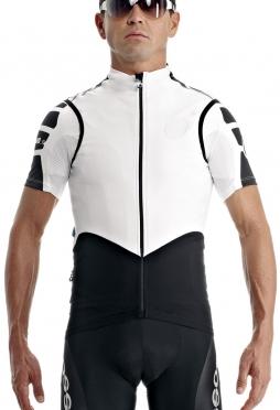 Assos iG.falkenZahn cycling vest white unisex