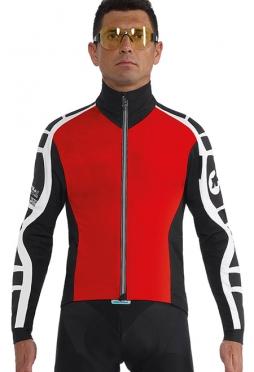 Assos iJ.bonKa.6 Cento cycling jacket red men