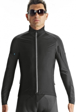 Assos iJ.haBu.5 cycling jacket black men