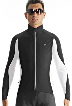 Assos iJ.haBu.5 cycling jacket white men