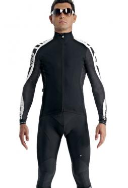 Assos iJ.intermediate_s7 cycling jacket black men