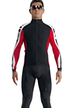 Assos iJ.intermediate_s7 cycling jacket red men
