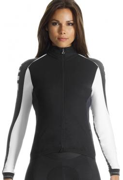 Assos iJ.intermediate_s7 cycling jacket black women