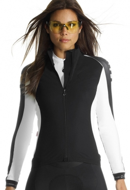 Assos iJ.intermediate_s7 cycling jacket white women