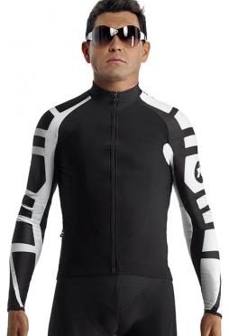 Assos iJ.tiBuru.4 cycling jacket black men