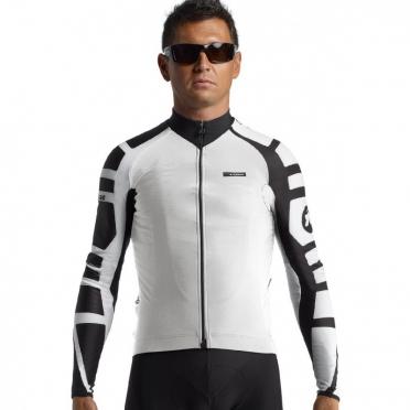 Assos iJ.tiBuru.4 cycling jacket white men