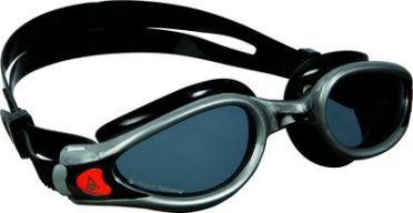 Aqua Sphere Kaiman EXO dark lens goggles black/silver
