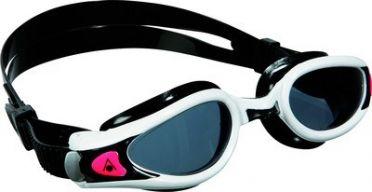 Aqua Sphere Kaiman EXO Lady dark lens goggles black/white