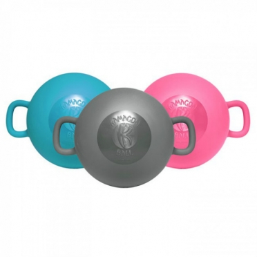 Kamagon Ball mini 9 inch Fitness instability balance trainer pink 680104