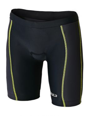 Zone3 Adventure tri shorts black/yellow kids