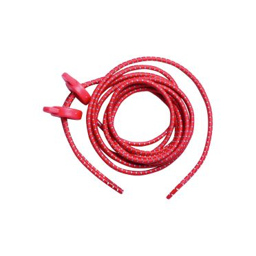 Zone3 Elastic laces red