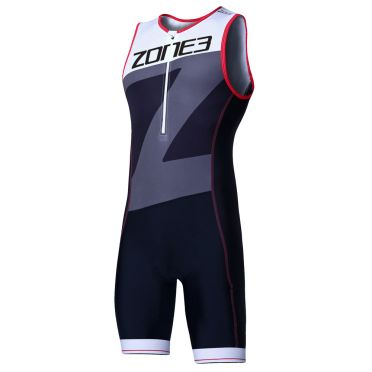 Zone3 Lava long distance sleeveless trisuit men