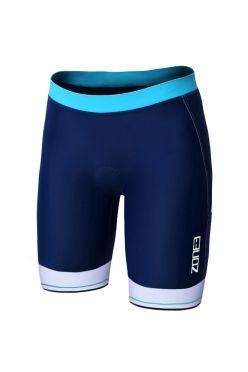 Zone3 Lava long distance tri shorts women