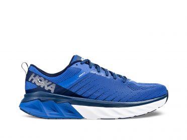 Hoka One One Arahi 3 running shoes blue men