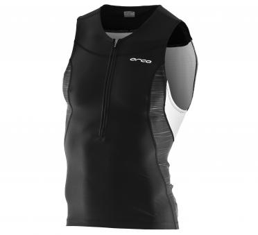 Orca Core tri tank top sleeveless black/white men