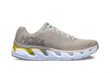 Hoka One One Elevon running shoes cloud/drizzle men