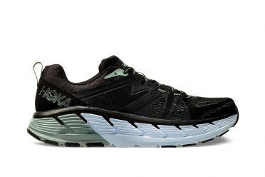 Hoka One One Gaviota 2 running shoes black/green men